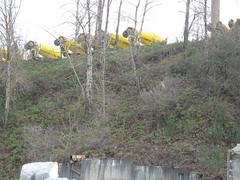 Ross Island Cement Trucks