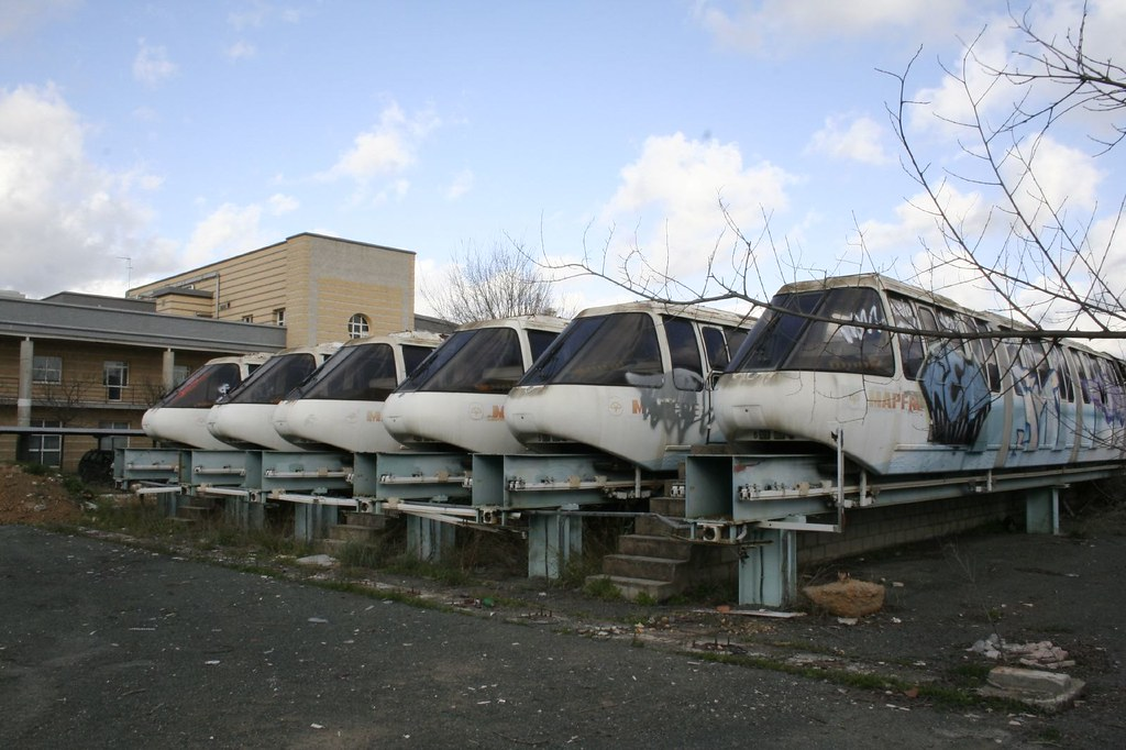 Lugares abandonados expo 92 de sevilla forocoches - La isla dela cartuja ...