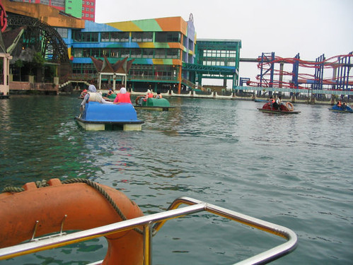 Genting Paddle Boats