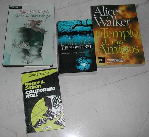 Lote de libros II