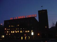 Hills Bros Coffee@dawn