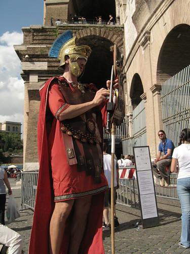 Roman entrepreneur