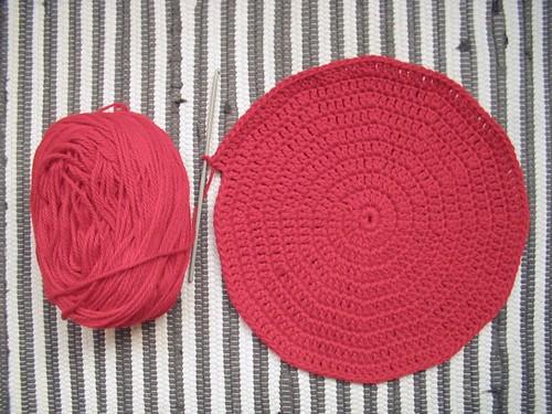 i can crochet a circle