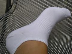 Secret Hug sock inspiration