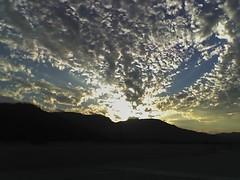sunset at pechanga