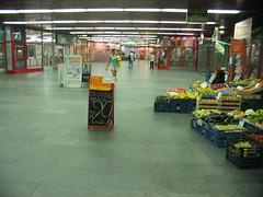 Underground Passageway near Presidential Palace