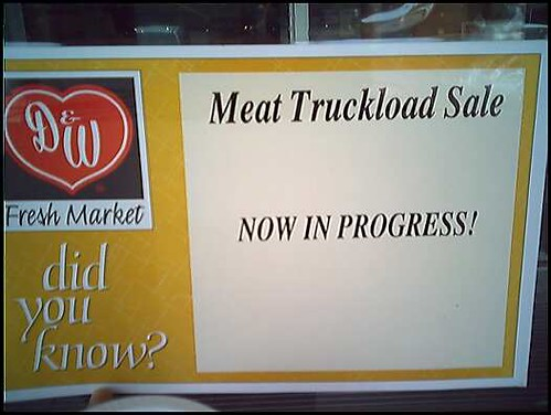 Meat Truckload