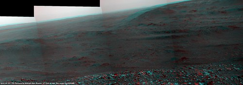 Spirit Sol 591 - The Inner Basin
