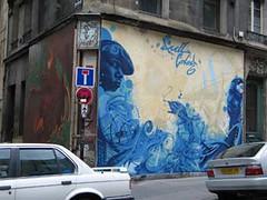 graffitti en burdeos