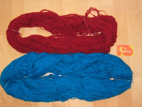 Yak yarn from Nepal