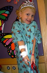 hospital dress-up