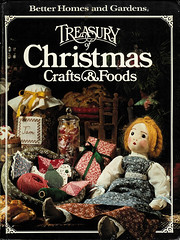 Cover of Treasury of Christmas Crafts & Foods