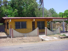 My childhood Home in Panama