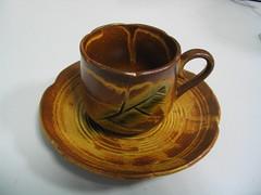 異國風情咖啡杯