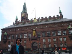 Rådhuset, Copenhagen, Denmark