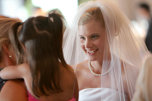 WED BRIDE SMILE