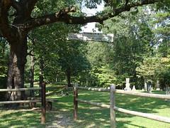 Cemetery at LaGrange College, Leighton AL