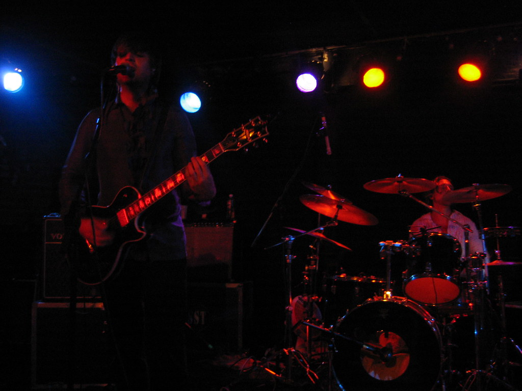 The Upwelling @ Mercury Lounge