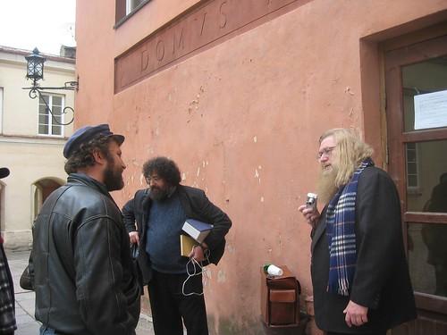 Cherni, Karloff, Menkes