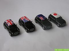 Highspeed 1:87 New Minis