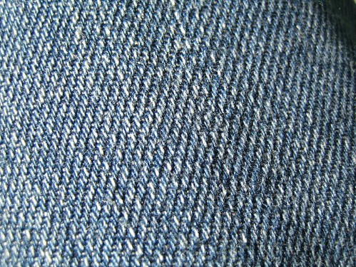 Jeans medium closeup