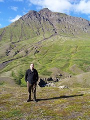 On the Fagridalur Pass