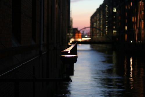 Hamburg: In der Speicherstadt 1