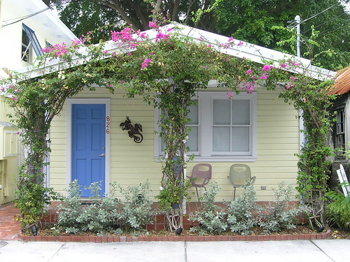 Cottage, Key West (by Conlawprof)