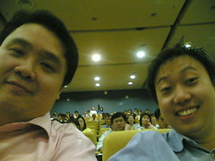 Live from Ngee Ann Blogging Seminar