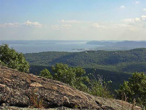 View near R-D Trail