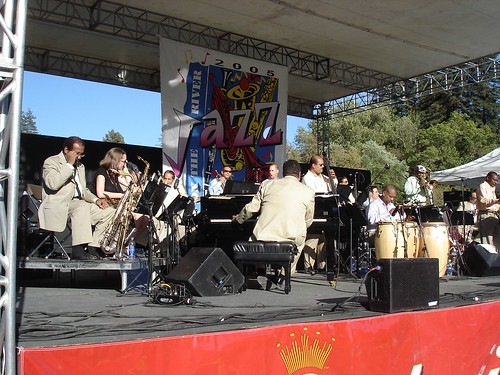 Jazz At Lincoln Center's Afro-Latin Jazz Orchestra