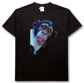 Angry Chimp T-Shirt