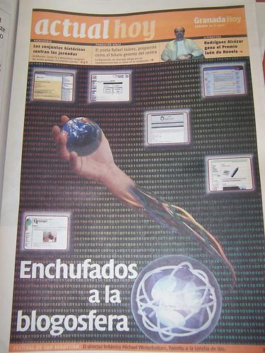 blogs granainos en Granada Hoy