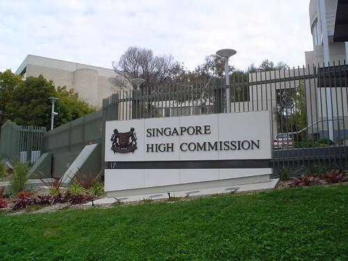 Singapore high Commission