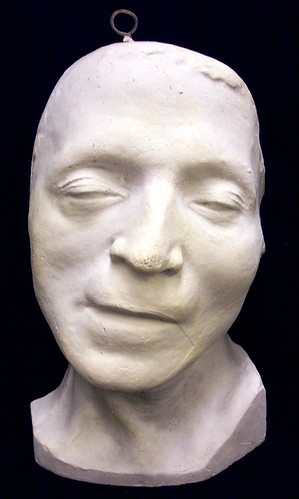 deathmask of marat