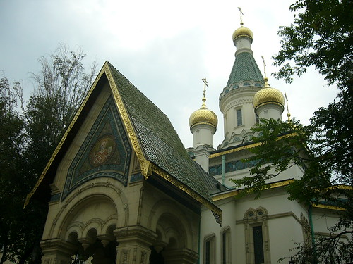 Russian church St Nikolay