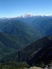 Glacier Peak, Wht. Chuck River
