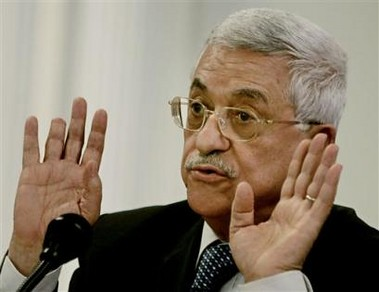 Palestinian vote and Abbas threat might be a bluff