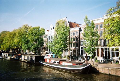 Amsterdam Jordaan Canal