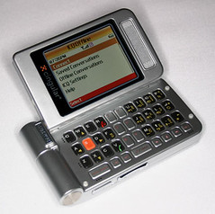 O2 Xda Atom Pocket PC