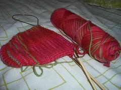 Sock beginning
