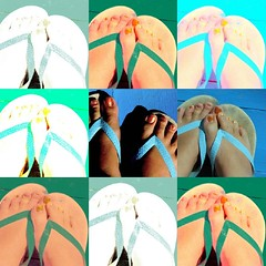 Birthday Ode to Feet & FlipFlops