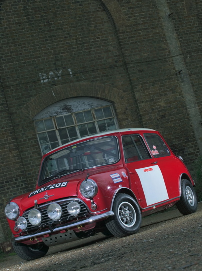 Mini at Ashford_1