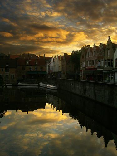 Brugge in de vroegte