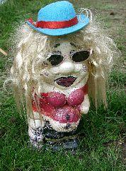 Britney gnome @ Floriade