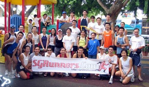 2nd SG run