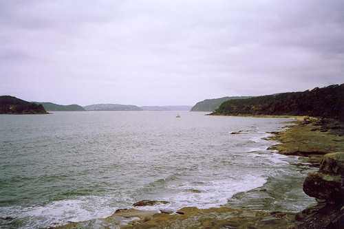 Pittwater From Green Point