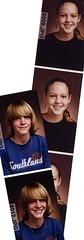 Andrew and Audrey's school pictures