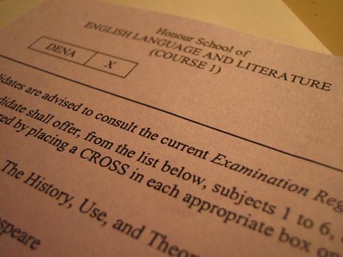 Exam form 2