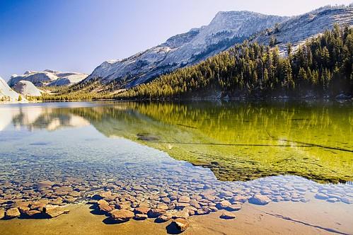 Lake Tenaya Reflections
